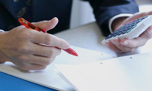 金融機関の審査